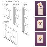 Thumbnail von 3D Doppel-Bilderrahmen als Bilderfach in DIN A4 Bild 8