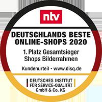 DISQ Deutschlands Beste Online-Shops 2020