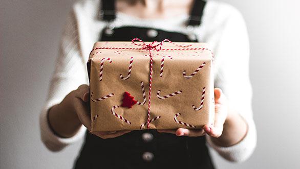 Bilderrahmen als Geschenkidee
