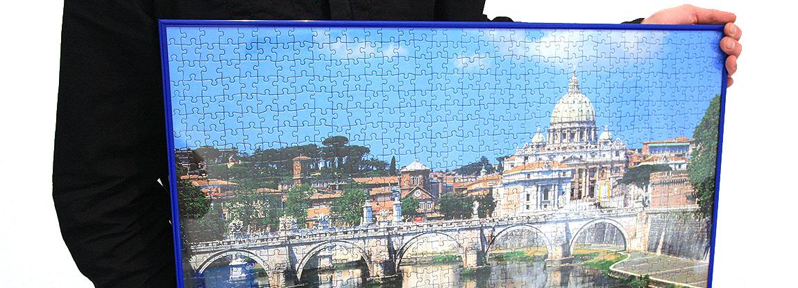 Puzzlerahmen   Der Bilderrahmen Für Ihr Puzzle