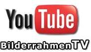 youtube bilderrahmen tv