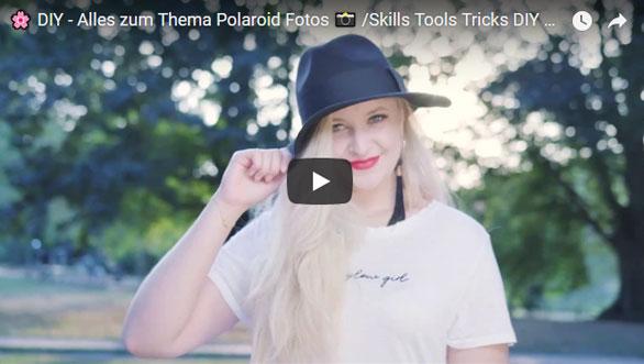 DIY - Alles zum Thema Polaroid Fotos
