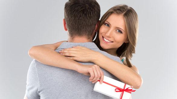 Beschenken Sie Ihre Liebste