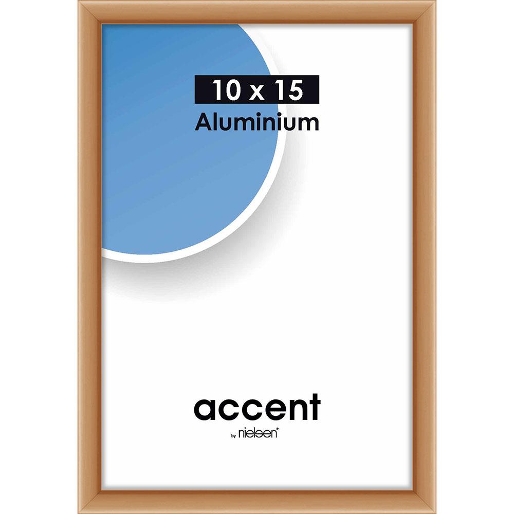Alurahmen Accent Kupfer matt 10x15 cm