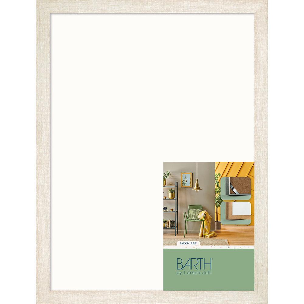 aicham larson juhl alu wechselrahmen serie 1828 70x90 cm eiche echtfurnier wei gef rbt. Black Bedroom Furniture Sets. Home Design Ideas