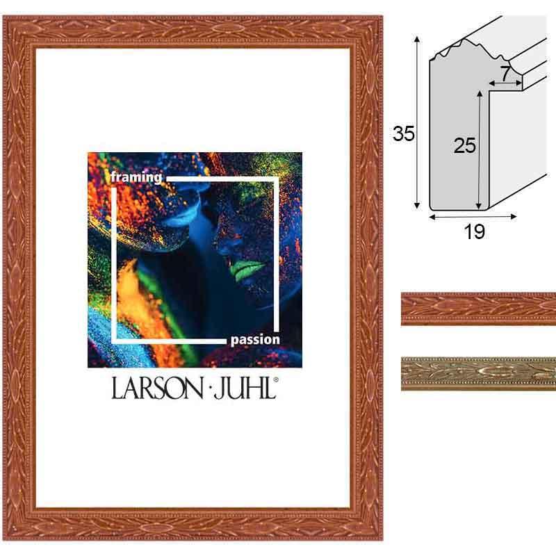 Holz-Bilderrahmen Allegra 1,9 II - Sonderzuschnitt