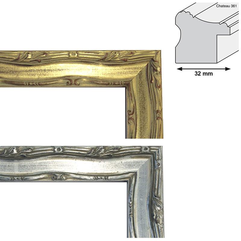 Holz-Bilderrahmen CHATEAU 361