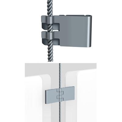 E-Clips für 1,8 mm Seil