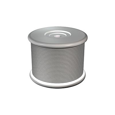 Stahlseil Spule, 1 mm