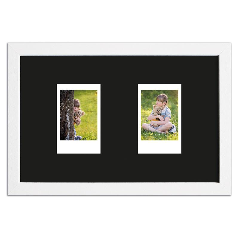 Artvera-Bilderrahmen Bilderrahmen für 2 Sofortbilder - Typ Instax ...