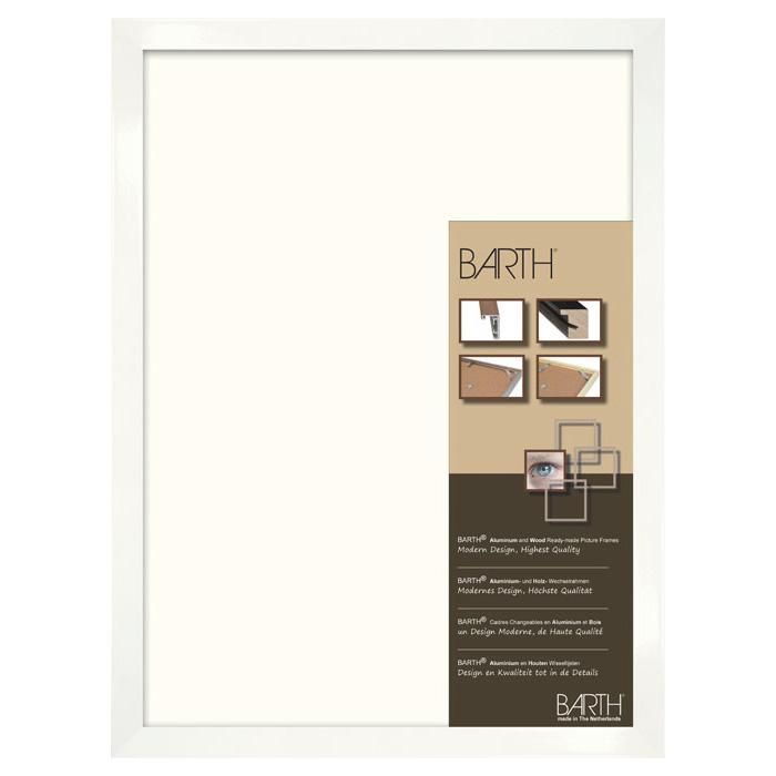Alu-Bilderrahmen Serie 1828 Weiß