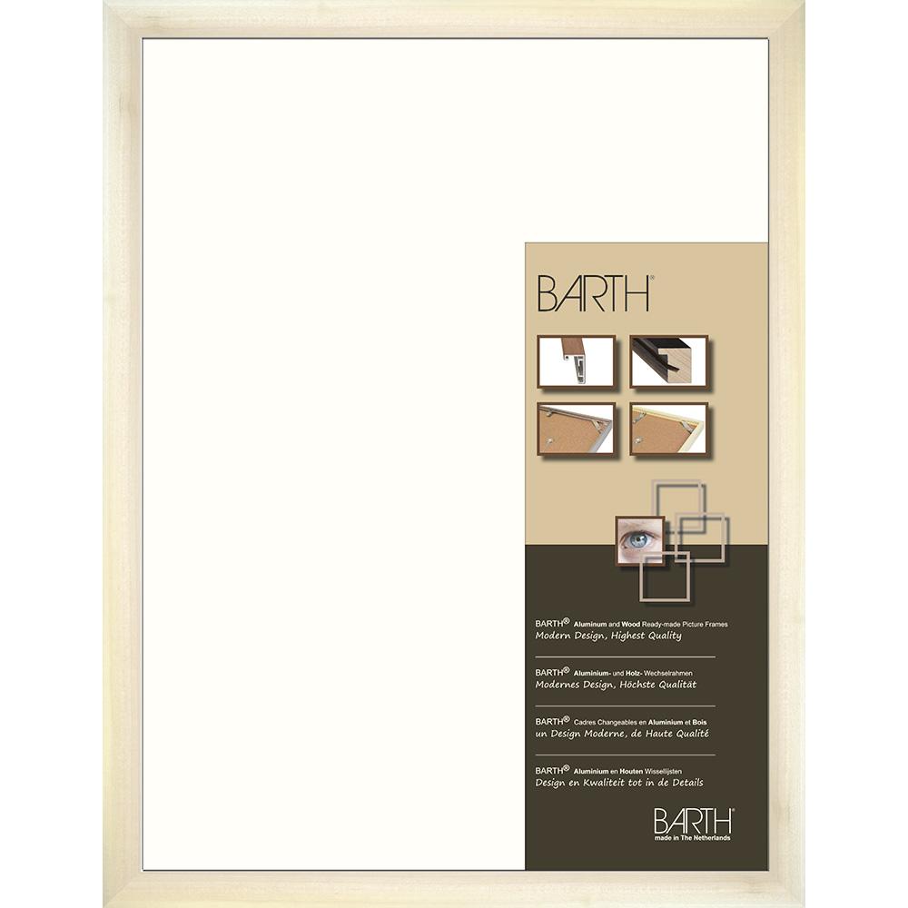 Holz-Bilderrahmen Serie 211 Pappel natur