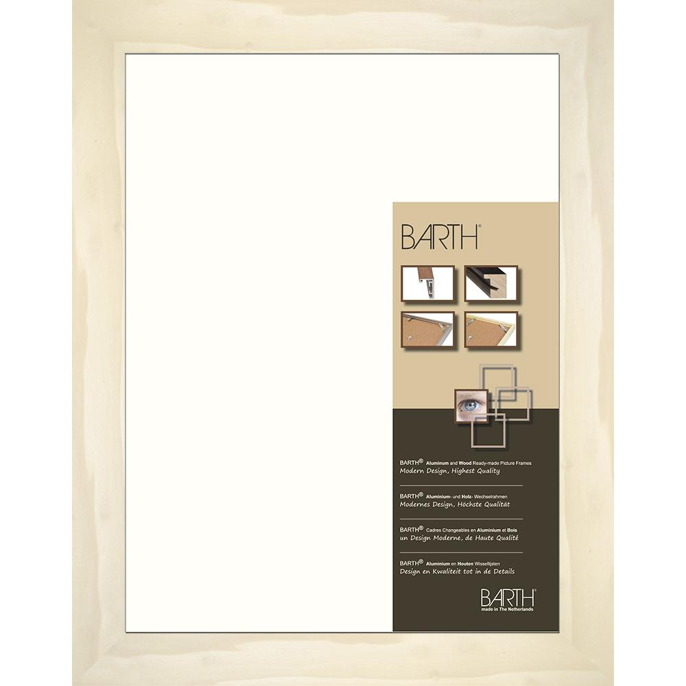 Holz-Bilderrahmen Serie 215 Pappel natur