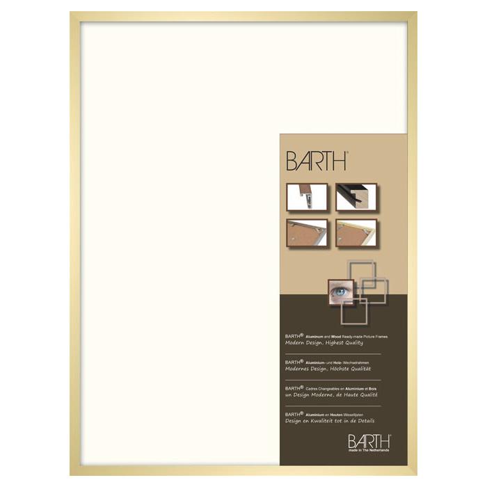 Alu-Bilderrahmen Serie 916 Gold