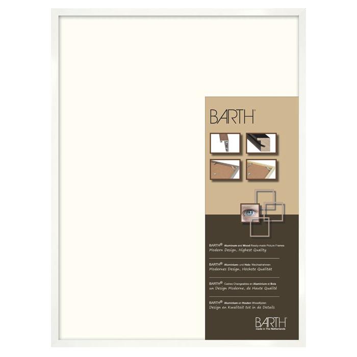 Alu-Bilderrahmen Serie 916 Weiß