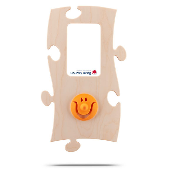 Puzzle Garderobe Smiley Sam