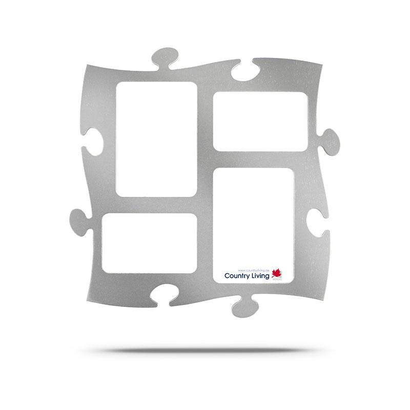 Puzzle Galerie Alu-Look