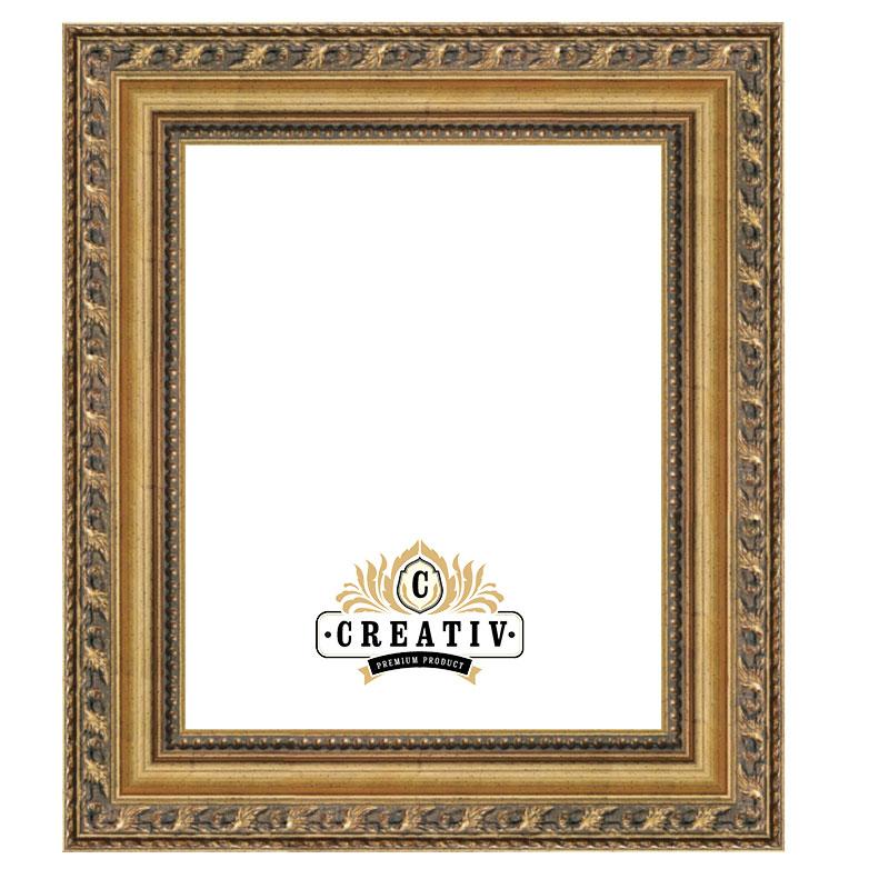 Barock-Bilderrahmen Varese gold