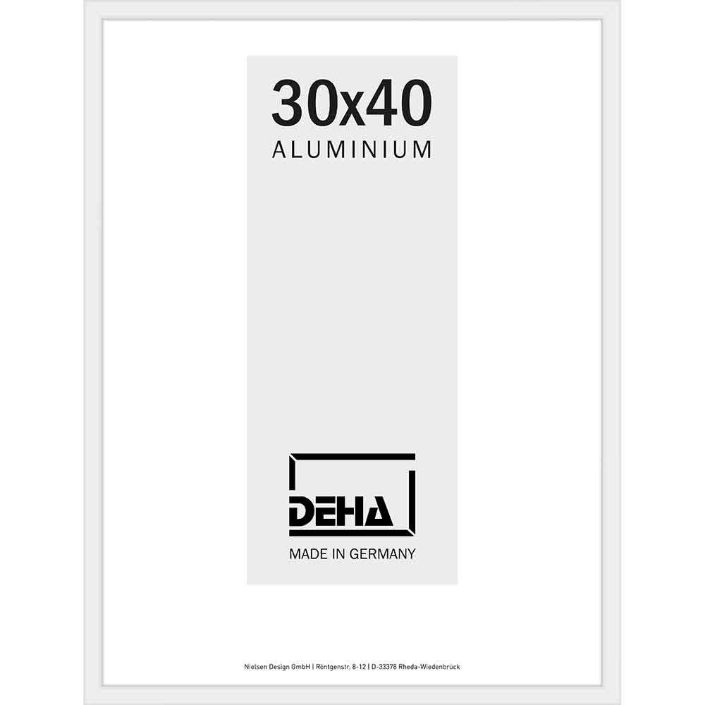 Alurahmen Atria Weiß 9016