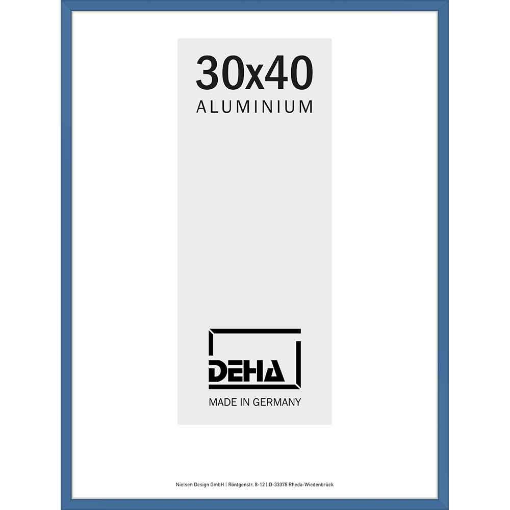 Alurahmen Superba Enzianblau 5010