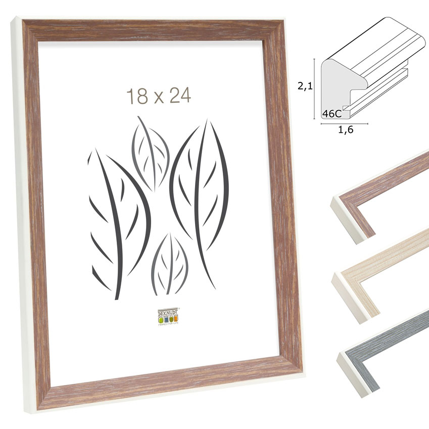 Holz Bilderrahmen Amel