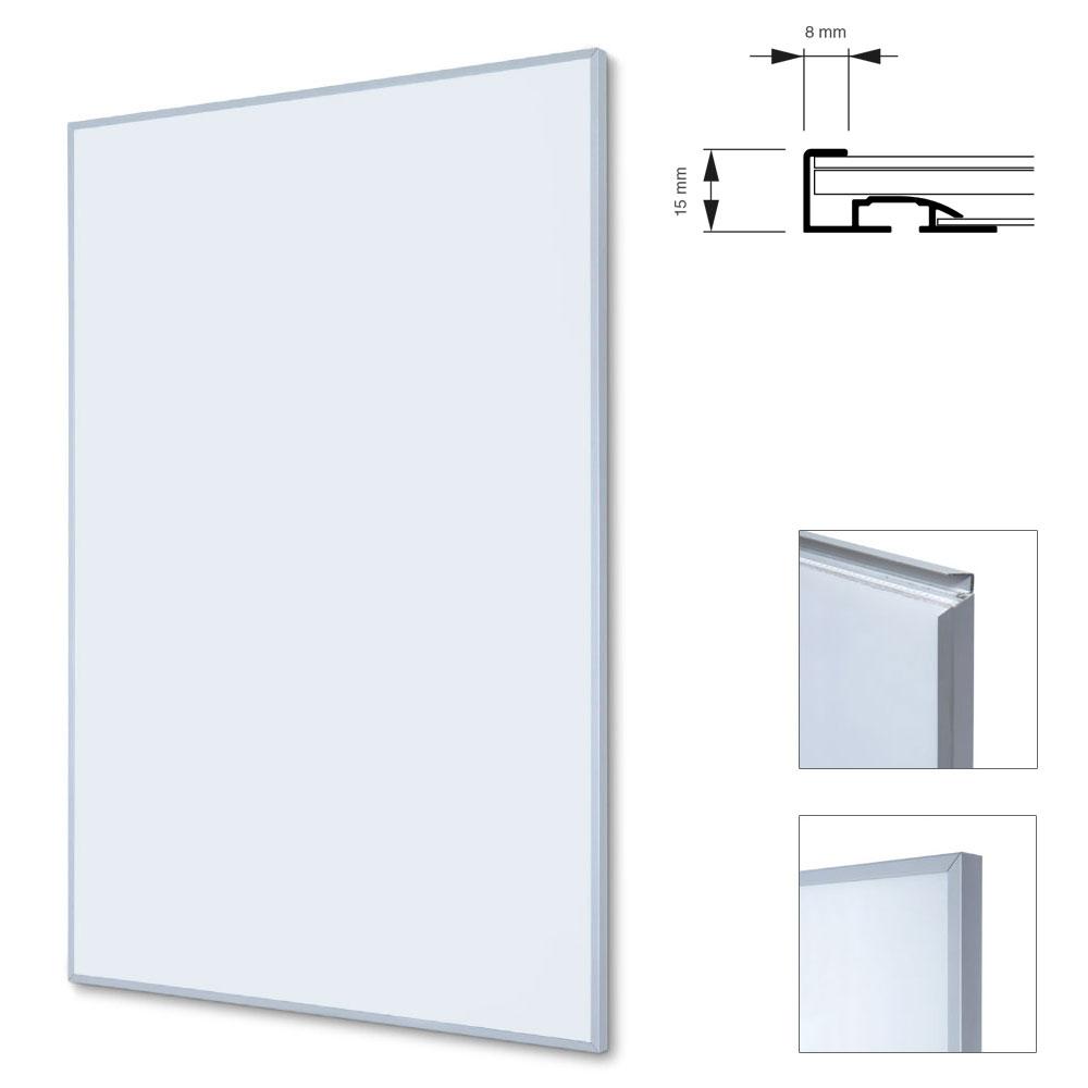 Insert-Frame mit schmalem Profil
