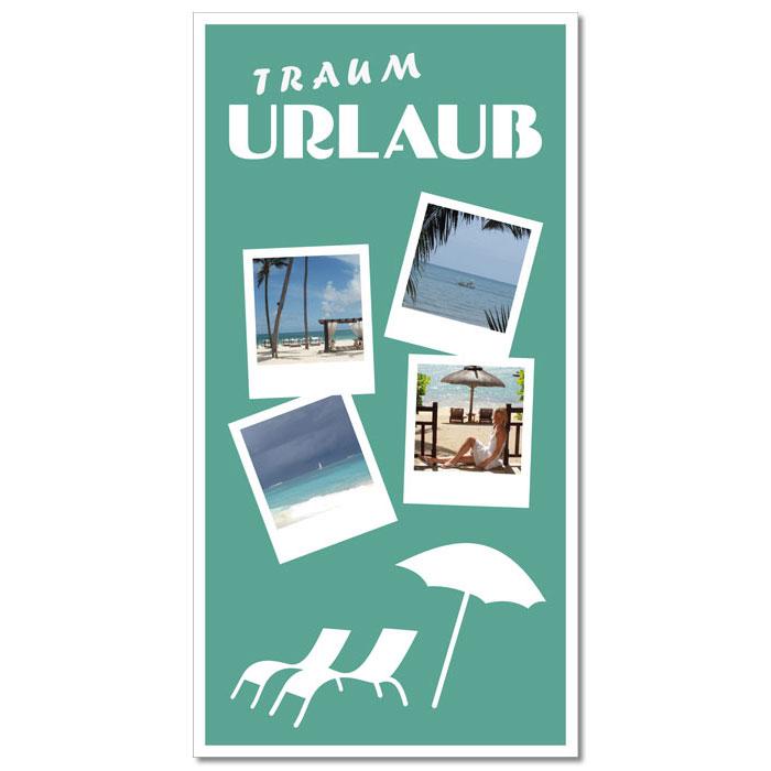 "Themen-Passepartout ""Urlaub"""