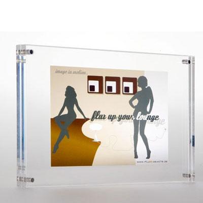 Frame aus Acrylglas DIN A4/ A3
