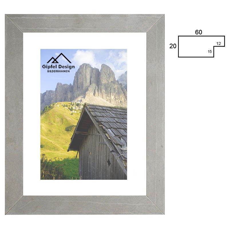 Gipfel-Design Beton-Bilderrahmen Turmfalk 10x15 cm - Beton ...