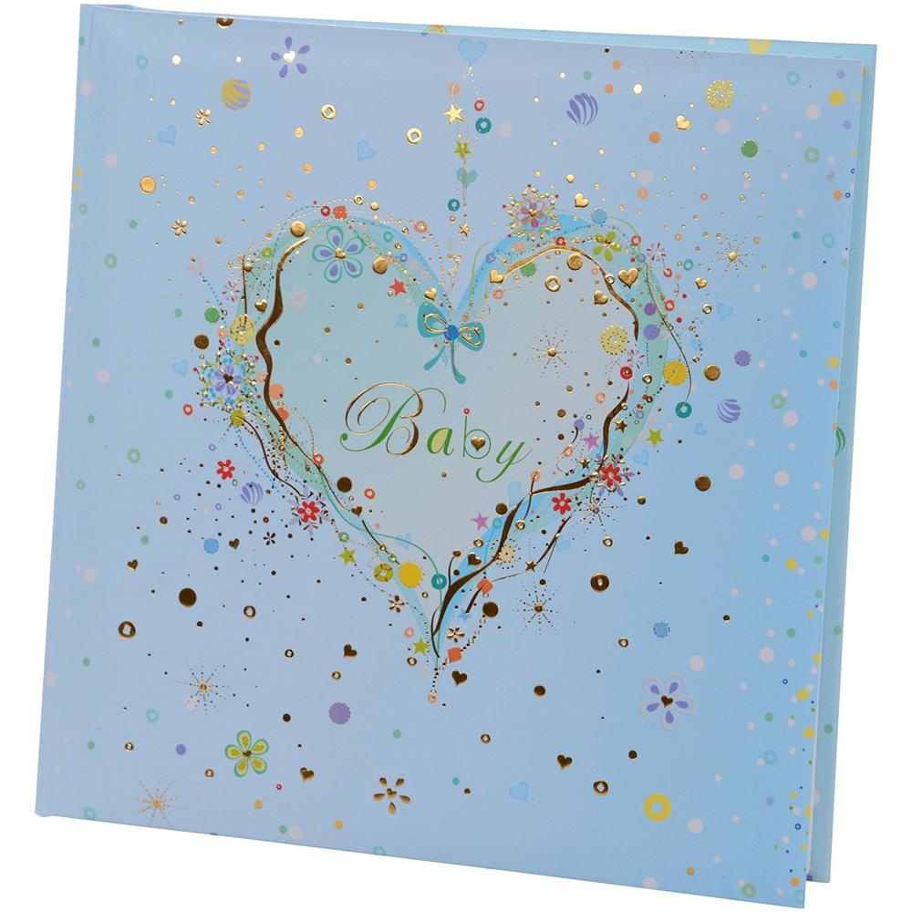 Fotoalbum Blue Heart