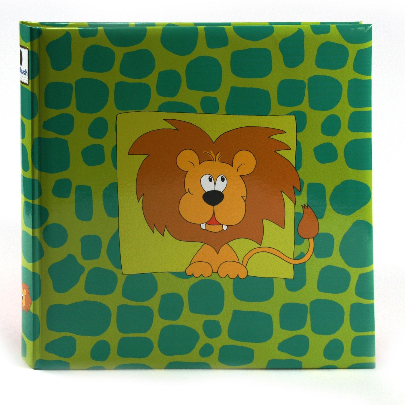 """Fotoalbum """"Safari Löwe"""""""