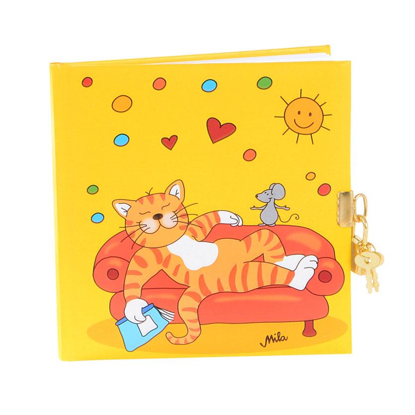 """Tagebuch """"Ohm Katze"""""""