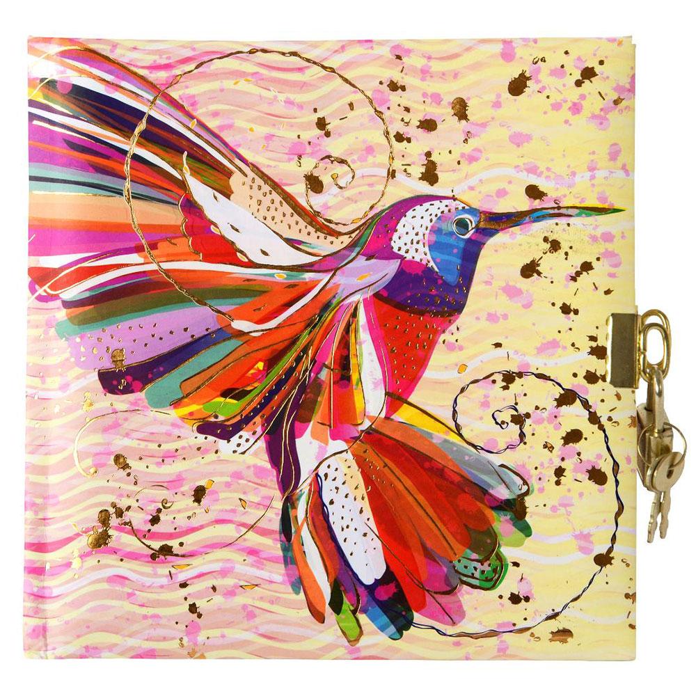 """Tagebuch """"Flower Kolibri"""""""