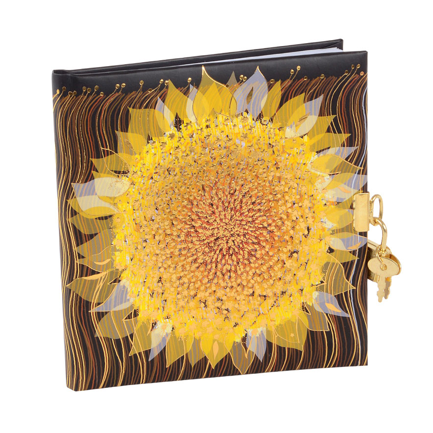 "Tagebuch ""Starry Sunflower"""