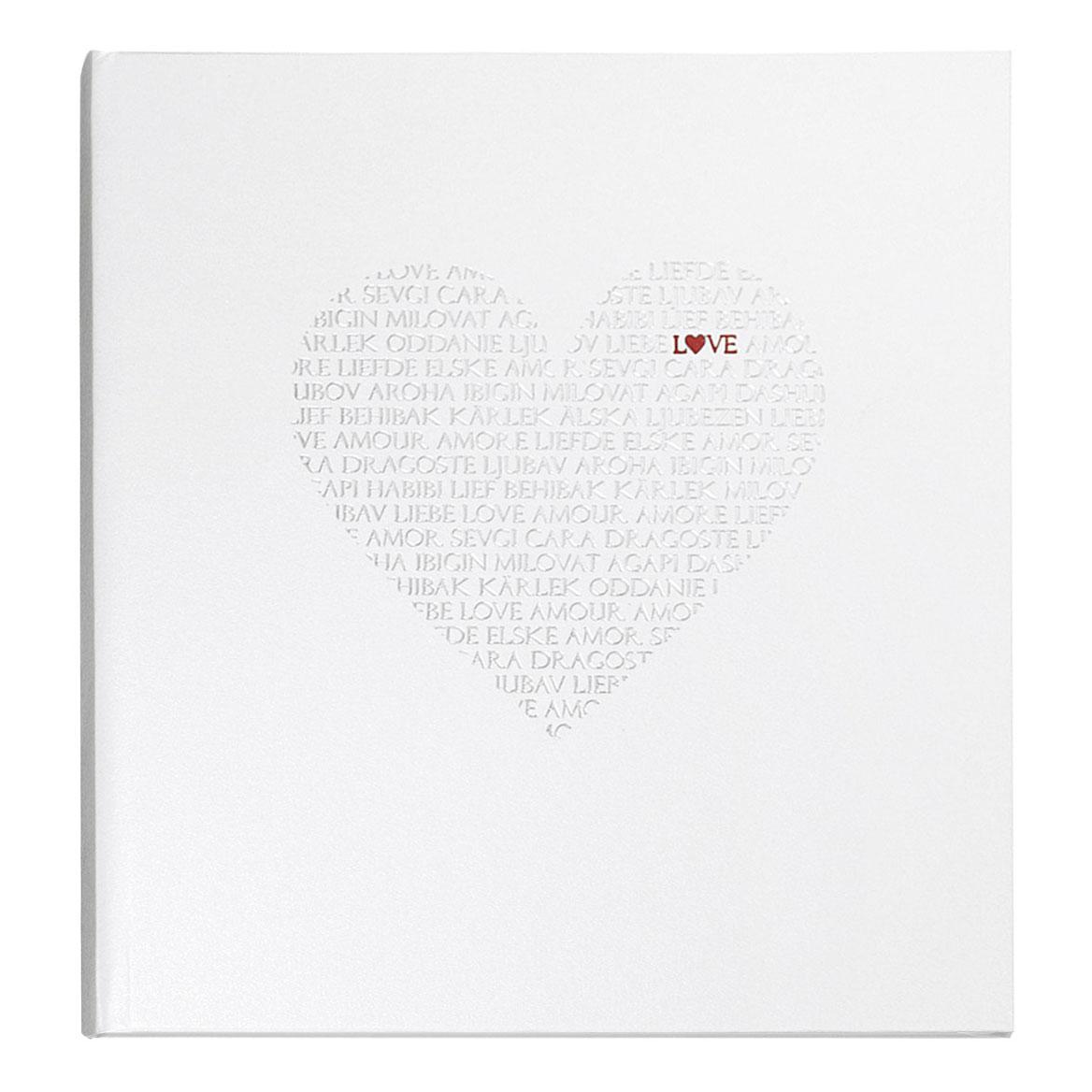 "Gästebuch ""Love"""