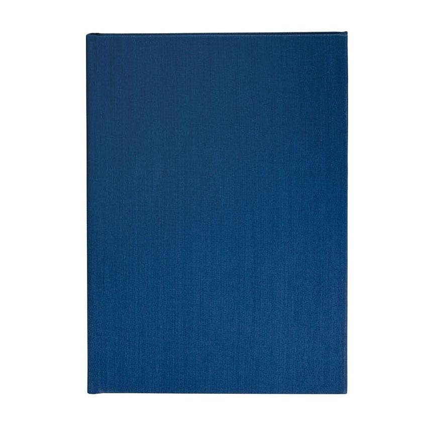 goldbuch skizzenbuch a5 mit leinenstruktur din a5 116 seiten blau. Black Bedroom Furniture Sets. Home Design Ideas