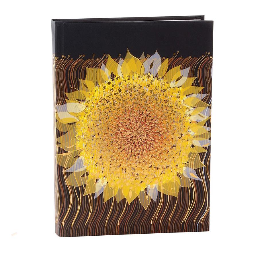 """Notizbuch """"Starry Sunflower"""""""