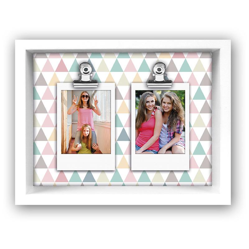 Fotorahmen Funny Triangle für Sofortbilder