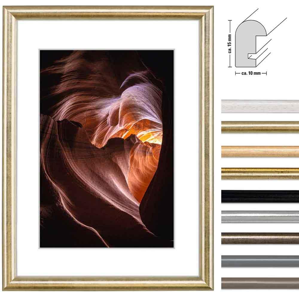 Holz-Bilderrahmen Phoenix