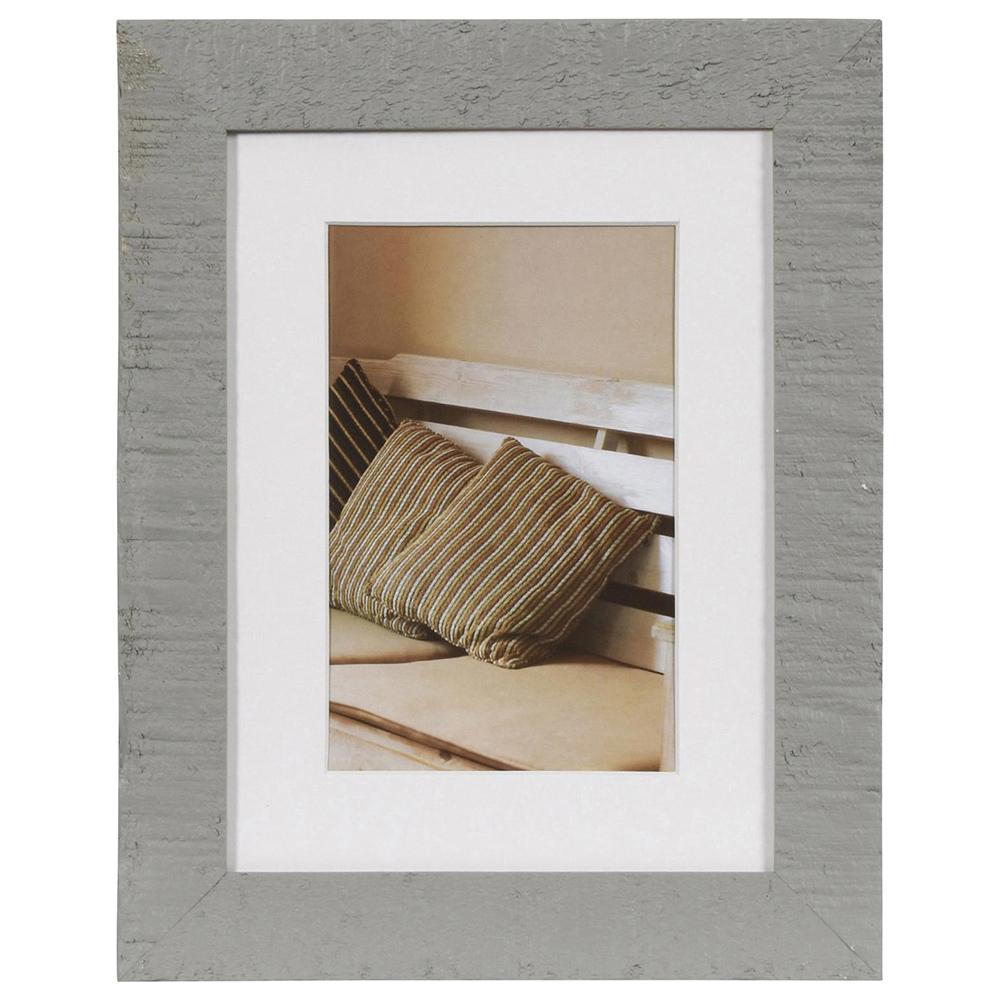 henzo holz bilderrahmen driftwood mit passepartout 15x20. Black Bedroom Furniture Sets. Home Design Ideas