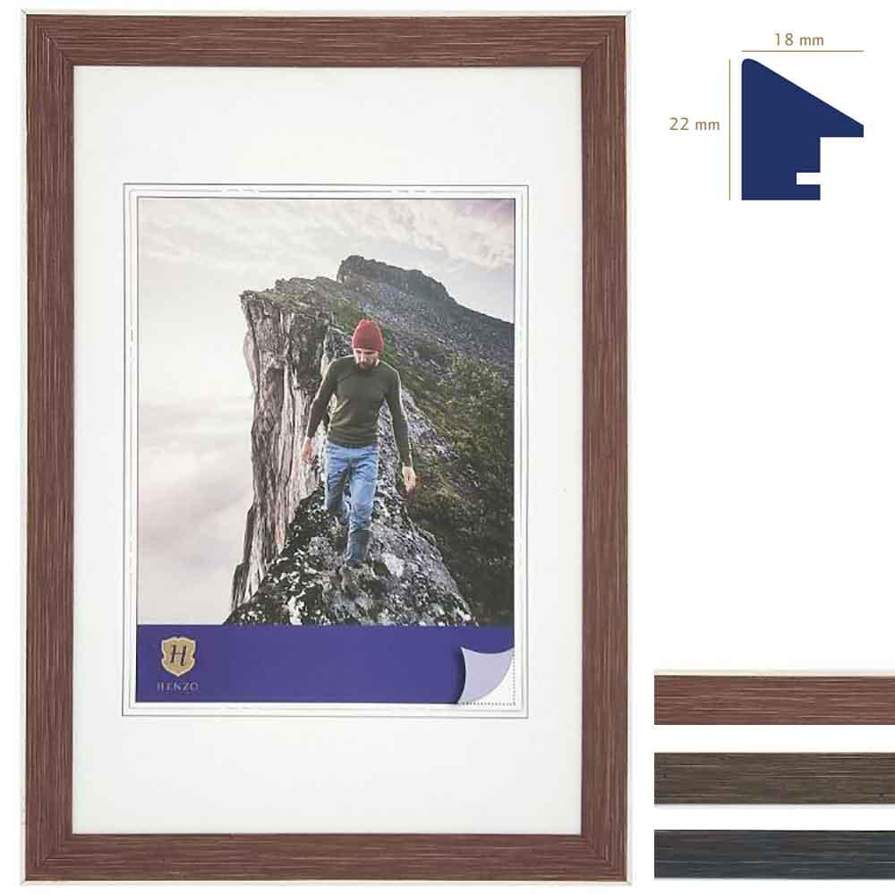 Kunstoff-Bilderrahmen Edge