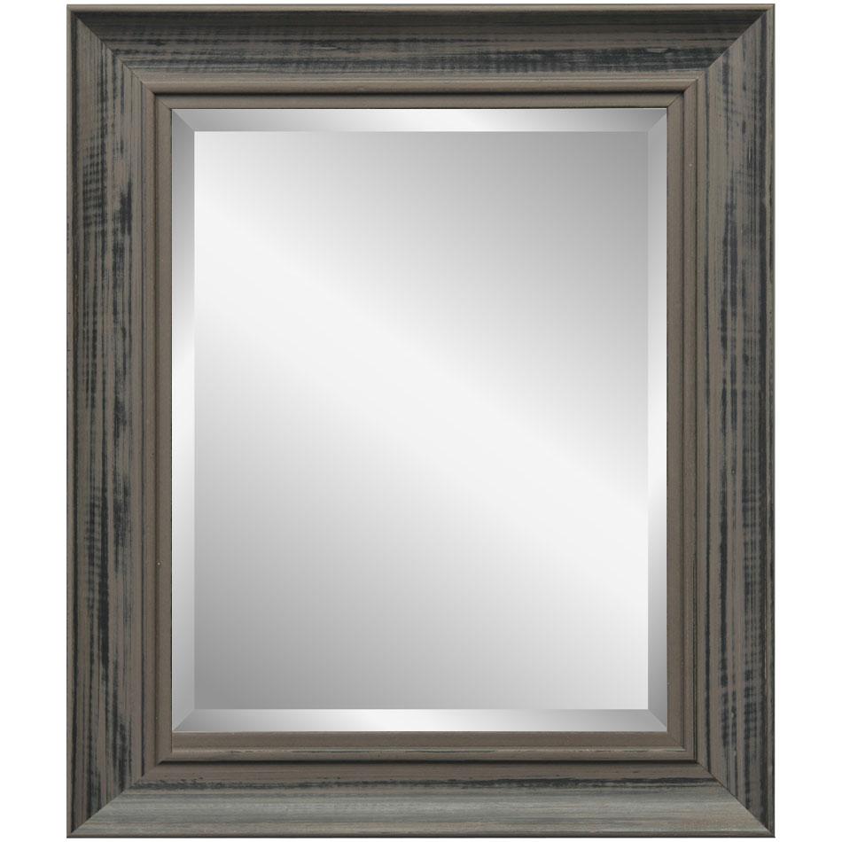 Wandspiegel Anais - 40x50 cm Dunkelbraun