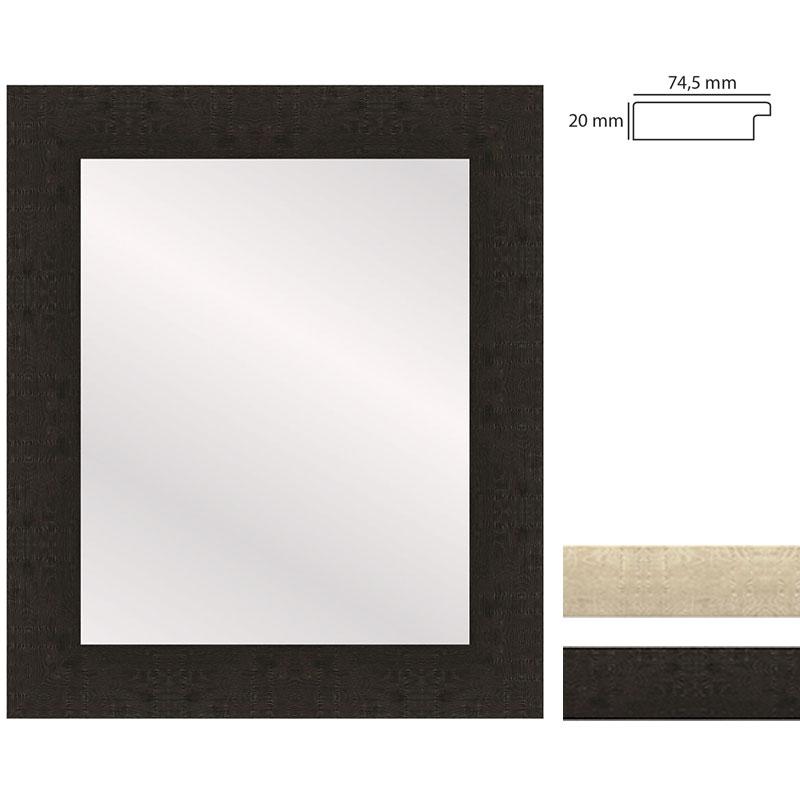 Wandspiegel WOODSTYLE - 40x50 cm