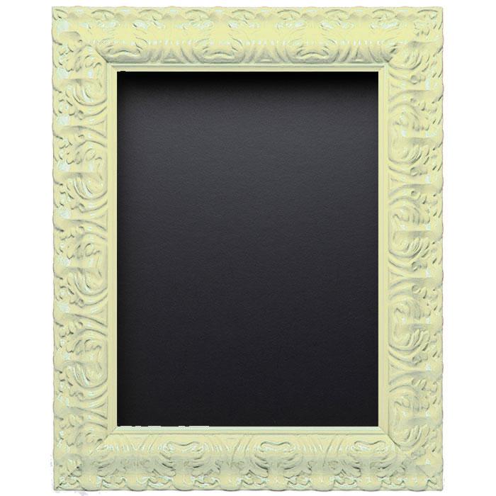 Objektrahmen Salamanca Color nach Maß vanille