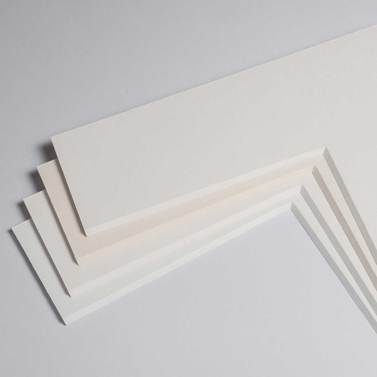 Standard-Passepartout -  Museumskarton 2,7 mm