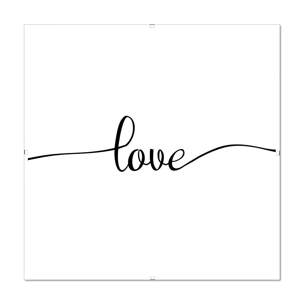 Bilderrahmen Mit Spruch Love 1
