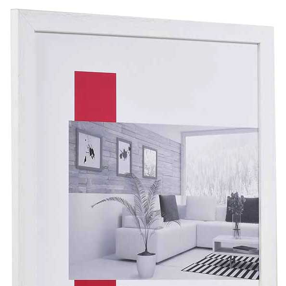 mira spar rahmen aus holz ma anfertigung wei. Black Bedroom Furniture Sets. Home Design Ideas