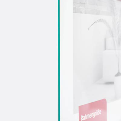 mira antireflexglas entspiegeltes glas f r bilderrahmen 10x15 cm. Black Bedroom Furniture Sets. Home Design Ideas
