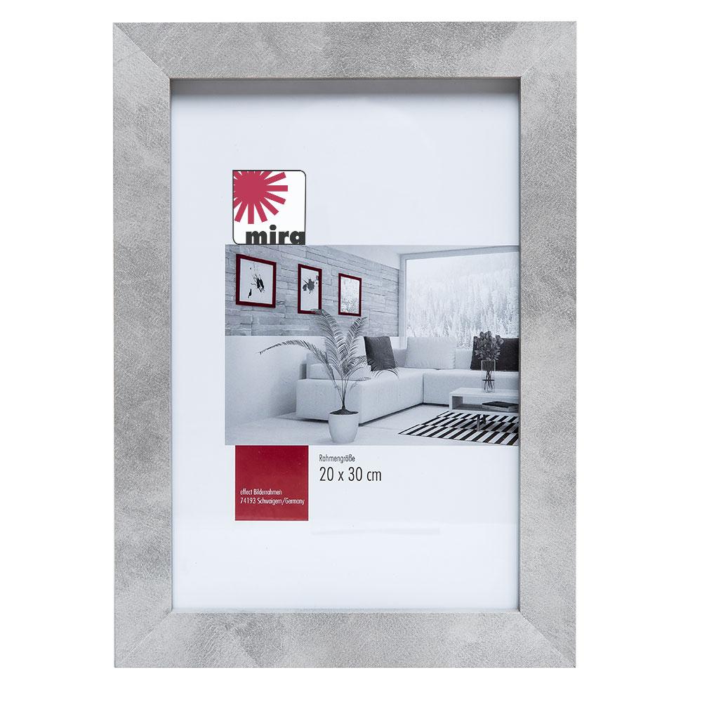 Mira Holz-Bilderrahmen in Betonoptik 30x40 cm - Betonoptik ...