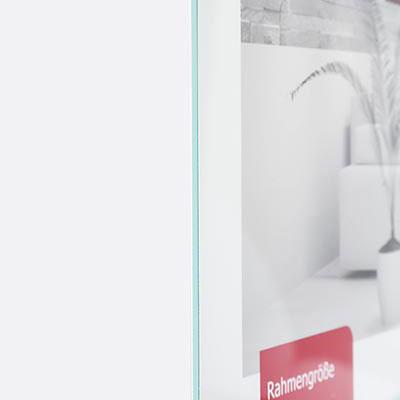 Kunstglas-Zuschnitt - Bruchsicheres Antireflex-Acrylglas